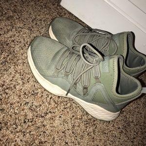 Jordan Shoes - Green Jordan Shoes